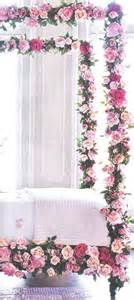 Floral Canopy by 15 Stunning Spring Bedroom With Flower Themes