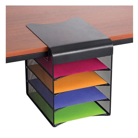 Hanging File Drawer Organizer by 25 Best Ideas About Desk Storage On