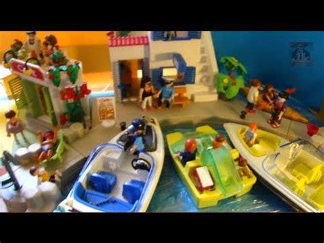 playmobil vacation youtube