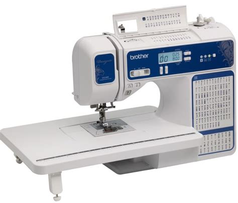Quilting With A Sewing Machine by Designio Dz2750 Computerized Sewing And Quilting