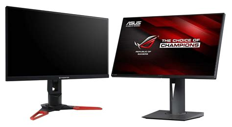 Monitor Acer Predator Xb271hu asus pg279q vs acer xb271hu comparison of two 165hz monitors