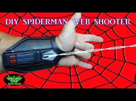 real life web shooters  wont  youtube
