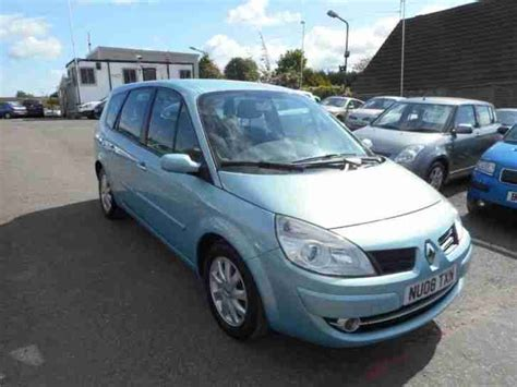 renault grand scenic dynamique dci 7str one previous owner