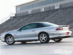 1999 chevrolet camaro z28 ss automatic related infomation