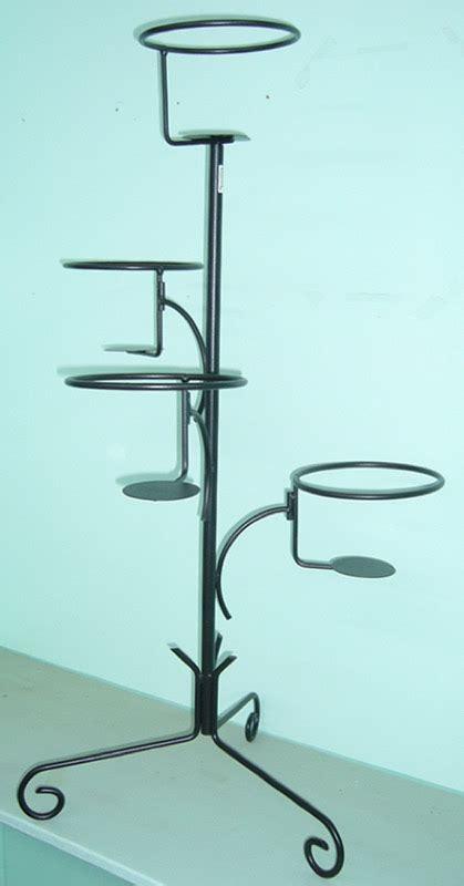 porta vasi in ferro battuto portavasi portapiante in ferro battuto ad alberello ebay