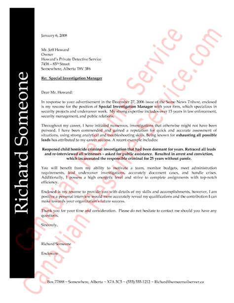 enforcement resume cover letter enforcement professional cover letter exle sle