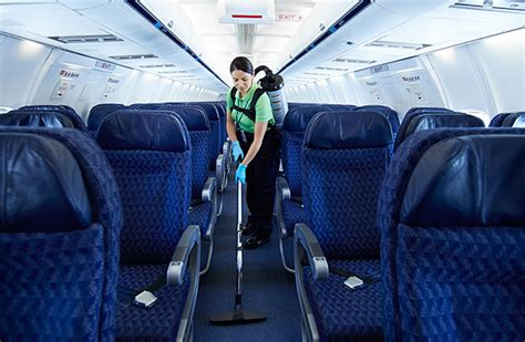 Aircraft Cabin Cleaner by Aircraft Services Aviation