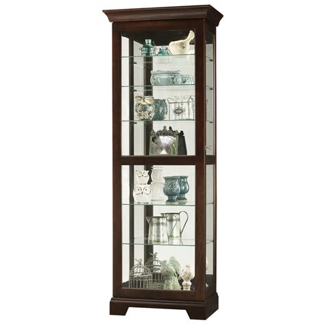 what is a curio cabinet howard miller martindale ii curio display cabinet 680577