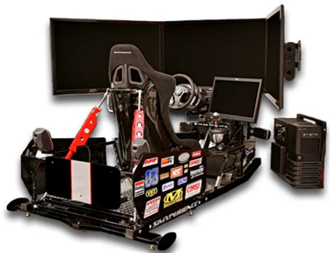 Racing Simulator Chair Hydraulic How Oculus Rift And Reality Could Change Racing