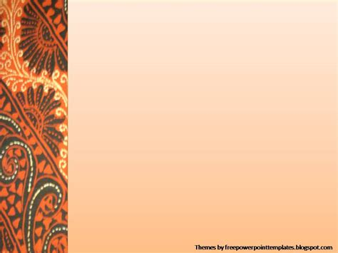 wallpaper batik nusantara wallpaper batik animasi free powerpoint templates batik