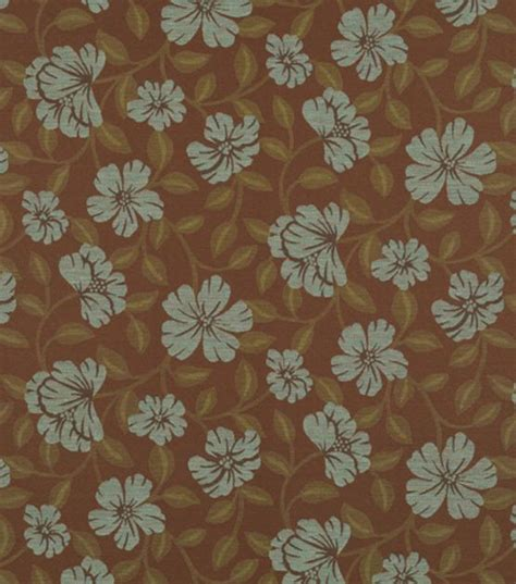 teal home decor fabric home decor upholstery fabric crypton hibiscus bloom teal