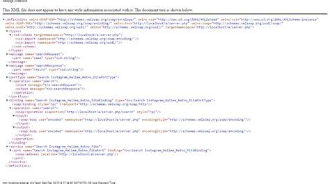 Membuat Web Service Dengan Php Nusoap | web service dengan php nusoap instagram halima s blog