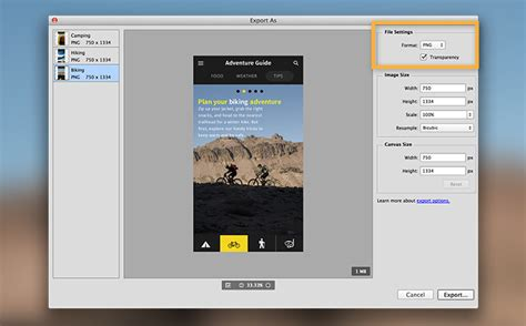 app layout photoshop app prototyping with photoshop artboards and preview cc