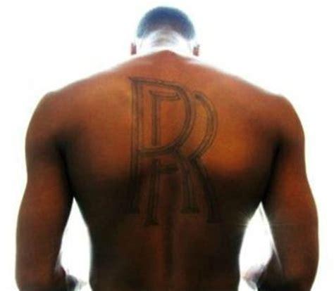 rolls royce tattoo that rajon rondo rolls royce rajon rondo