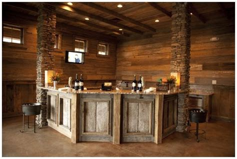 rustic basement bar ideas visit theeastcoastbride