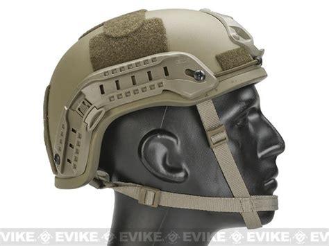 Yudistra Helm Tactical Mich 2000 Black Gosir mich 2001 helmet w mount side rail for airsoft evike