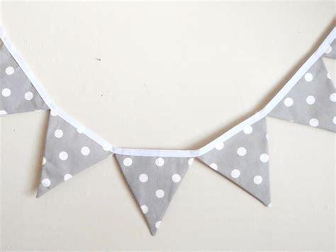 Decorative Bunting decorative fabric bunting