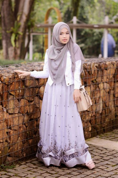 tutorial hijab anak aa gym desain hijab cantik rancangan putri aa gym foto 3