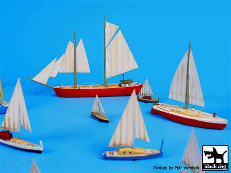 sailing boat accessories ssn modellbau shop s70006 sailing boats accessories set