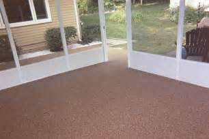 epoxy flooring epoxy flooring patio