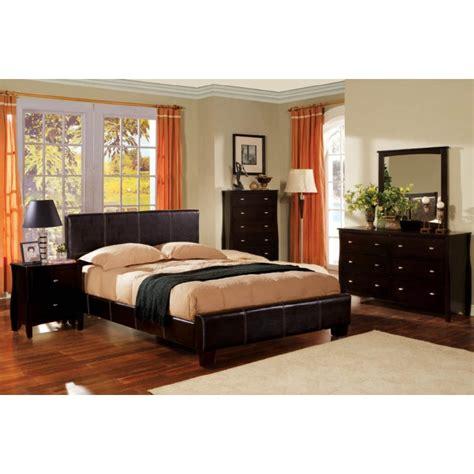 uptown pc queen size bedroom set