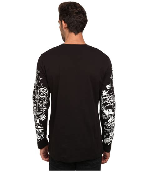 tattoo aftercare long sleeve lyst love moschino regular fit tattoo sleeve long sleeve