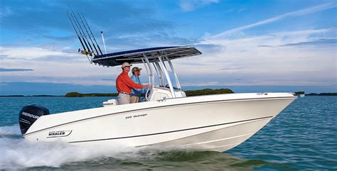 boston whaler boat reviews boston whaler 220 outrage review boat