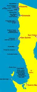 free printable maps map of baja california norte printfree