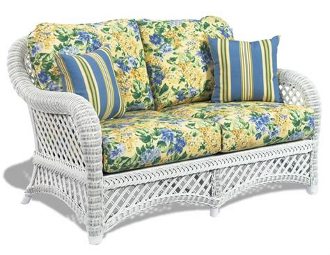 cushions for wicker loveseat wicker loveseat cushions