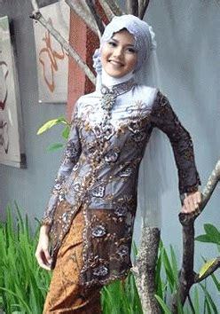 Stelan Kebaya Aneka Warna aneka model kebaya muslim motivarts magazine