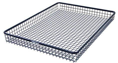 Mesh Rack by Steel Mesh Basket Large Rlbl Rhino Rack