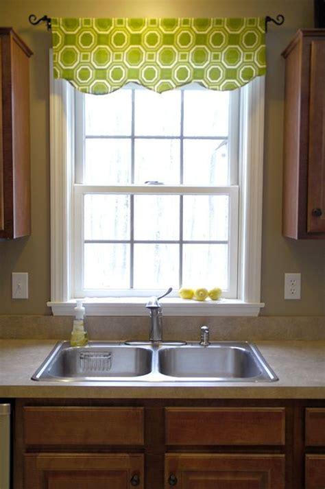 kitchen window designs 1000 ideas about kitchen sink easy 1 hour window valance window valances valances
