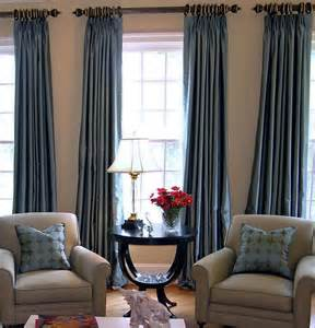 Beautiful Window Curtains Decorating Living Sophisticated Transitional Living Room By Willard