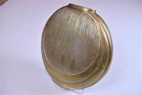 Circular Vase by Circular Brass Vase For Sale At 1stdibs