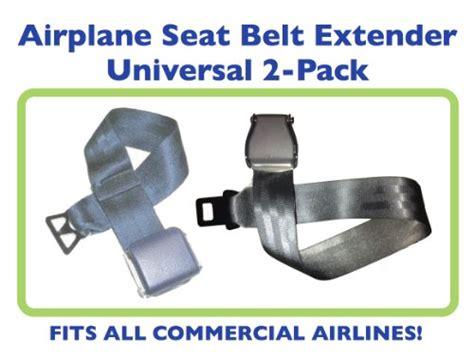 airplane seat belt extender types universal airplane seat belt extender 2 pack fits all