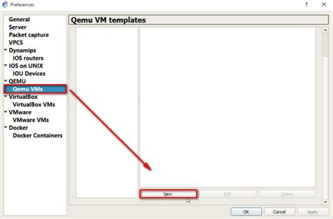 cara membuat jaringan lan dengan gns3 cara install mikrotik dengan qemu pada gns3 di windows