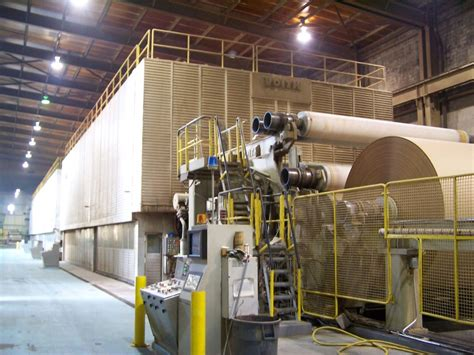How To Make A Paper Mill - recycled paper mill in new york celebrates 15 years