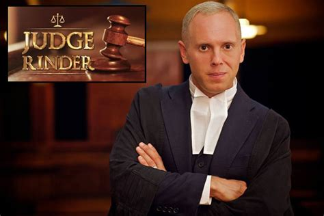 judge rinder married the 7 best moments from judge rinder s impressive itv