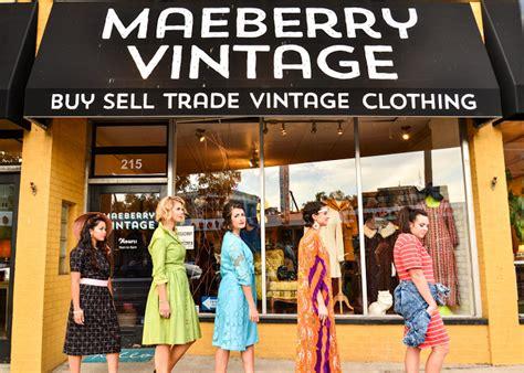 decades vintage fashion collab canary