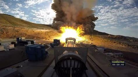 Wildfire Spectators Cause Problems sick burn nasa fires test of next generation rocket engine
