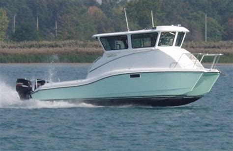island pilot catamaran 2009 ocean express 34 pilothouse power boat for sale www