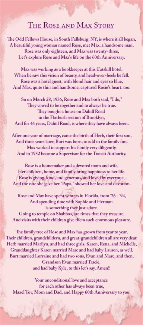 50th wedding anniversary poems from grandchildren 23 best images about scrapbooking poems quotes on