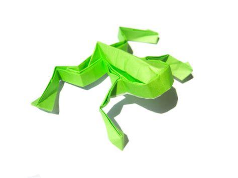 Custom Origami - origami frog graceincrease custom origami