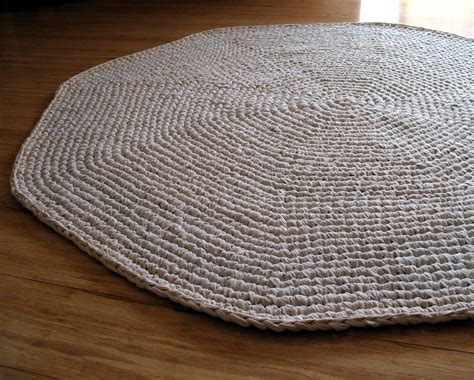 crochet rug patterns eclectic me calico crochet rug pattern