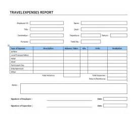 microsoft word expense report template travel expenses report template microsoft word templates