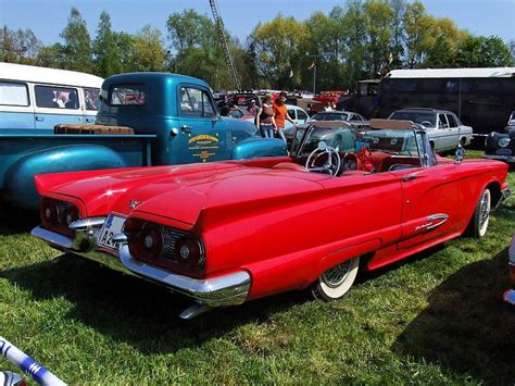 1960 ford thunderbird Values   Hagerty Valuation Tool®