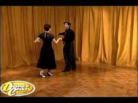 swing dance for beginners instructional swing dance pattern for beginners youtube