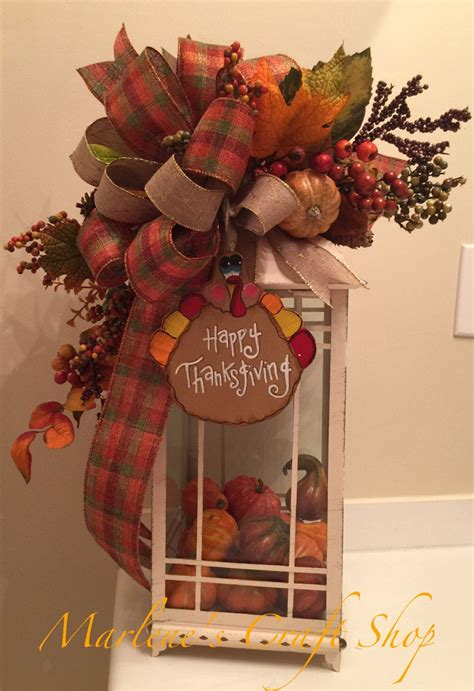 how to decorate a small table for thanksgiving thanksgiving lantern swag fall lantern swag thanksgiving
