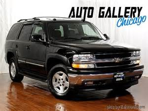 Chevrolet Tahoe 4wd 2005 Chevrolet Tahoe Lt 4wd Illinois Auto
