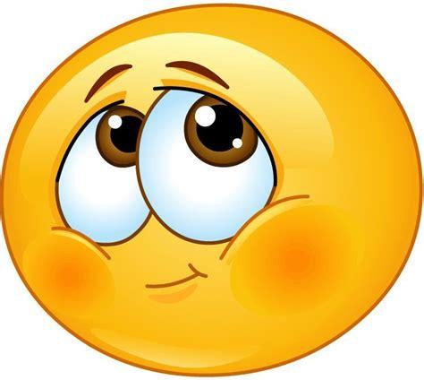"Smile Shy Emoticons Smiley Bumper Sticker 5"" x 4"" | eBay Emoticons Smile"